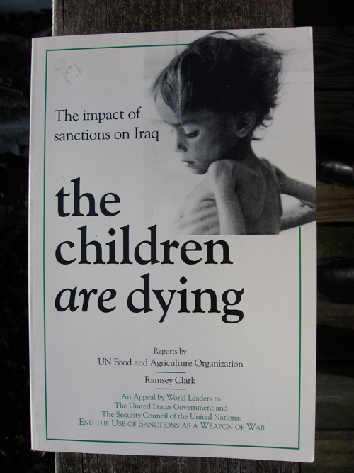 Children are Dying book cover