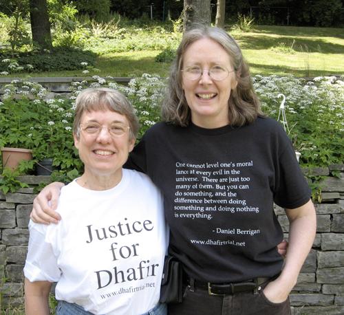 Linda Bergh and Katherine Hughes