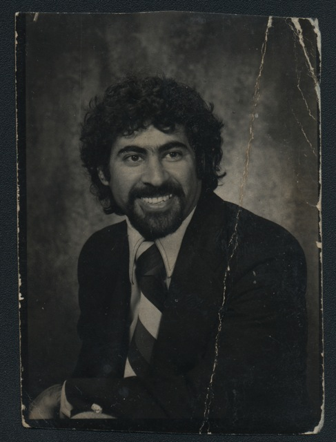 Dr. Rafil Dhafir in the late 70s at The University of Michigan